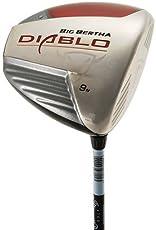 キャロウェイ ゴルフ ドライバー BIG BERTHA DIABLO ドライバー BIG BERTHA DIABLO 55w 10N度 R45インチ