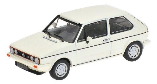 PMA 1/43 VW ゴルフ GTI PIRELLI 1983 ホワイト