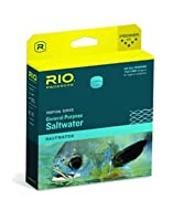 (WF10F, Aqua/Sand) - RIO Tropical Saltwater Fishing Line