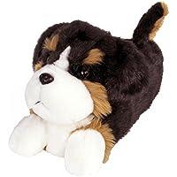 Bernese Mountain Dog Slippers - Plush Animal Slippers