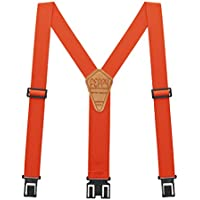 Perry Hook-On Belt Suspenders - The Original, Regular and Big & Tall