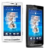 Sony Ericsson XPERIA X10 【docomoで Android OS搭載の海外3G/GSM携帯】ソニーエリクソン X10 ブラック