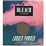 [Bleach London ] 漂白ロンドン金属大声粉単一アイシャドウ4Ma021 - Bleach London Metallic Louder Powder Single Eyeshadow 4Ma021 [並行輸入品]