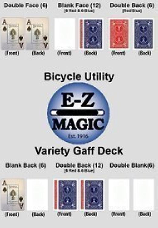 Bicycle Variety Gaff Deck [並行輸入品]