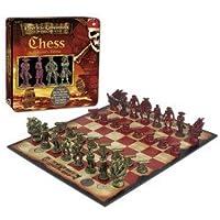 おもちゃ Disney ディズニー Pirates of the Caribbean パイレーツオブカリビアン Dead Man's Chest Chess Collector's Edition in a tin. [並行輸入品]