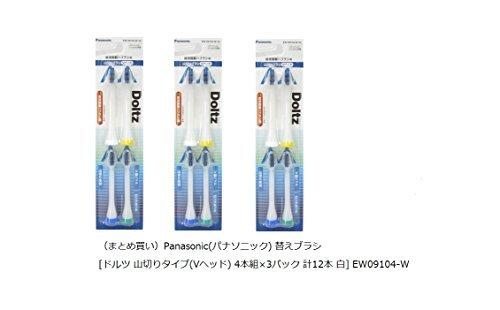 (まとめ買い)EW09104-W 4本組×3パック 計12本...