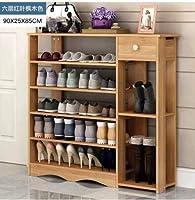 シェルフアース交換 15%シンプルな家庭用多層靴ラック収納靴キャビネット経済的な収納ラック多機能ダストシューズラック (Color : 90cm 6 layers)