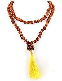 WearこのEnergized Eleven Mukhi Rudrakshaネックレスto attain Lord Hanumanji Blessings