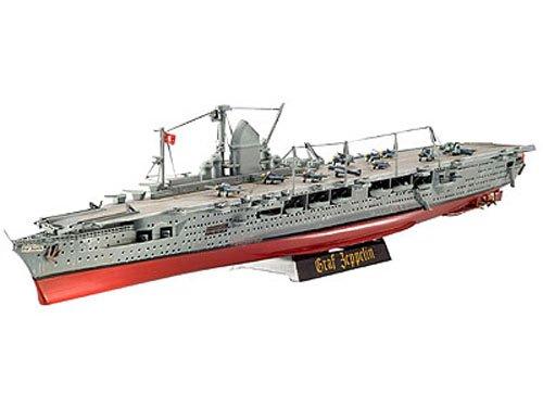 ドイツレベル 1/720 グラーフツェッペリン ドイツ海軍空母 05055