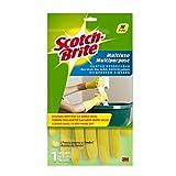 Scotch-Brite Multi-Purpose Gloves - Medium, Yellow