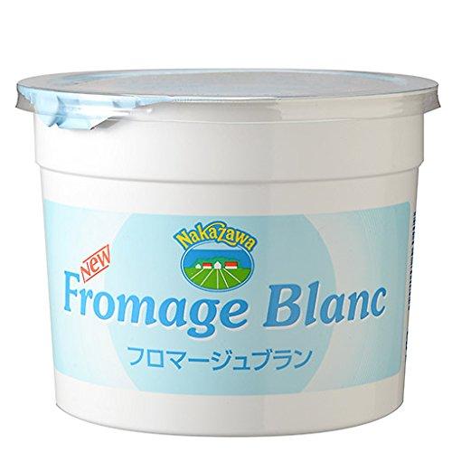 【冷蔵便】中沢 フロマージュブラン / 1000g TOMIZ(富澤商店) 生クリーム・クリーム類 その他クリーム