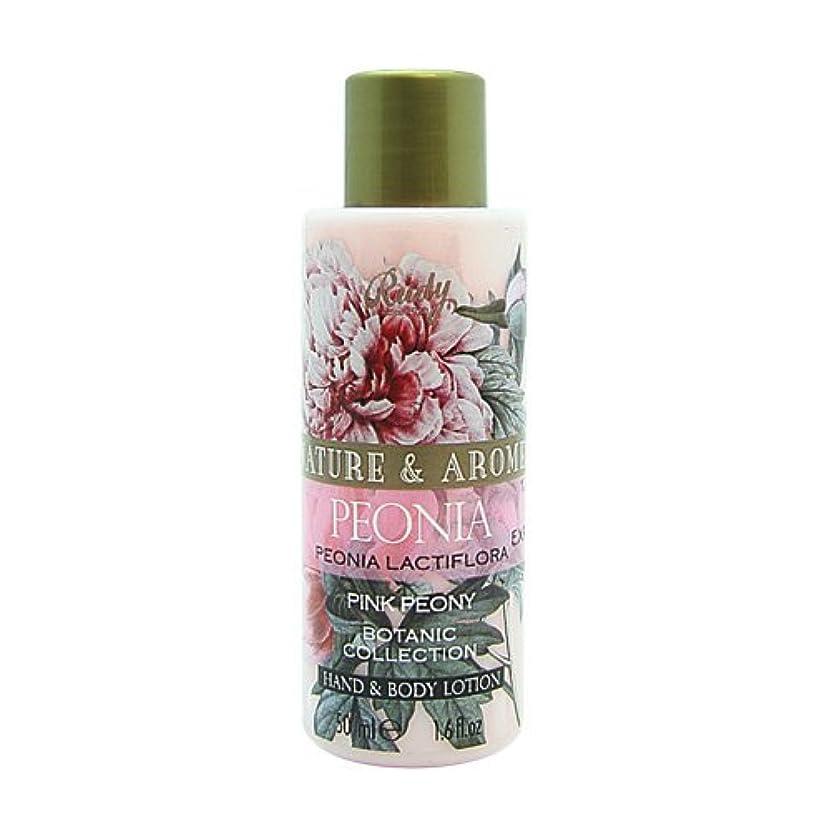 悲しいことにきちんとした忍耐RUDY Nature&Arome SERIES ルディ ナチュール&アロマ Mini Body lotion ミニボディローション ピンクピオニー