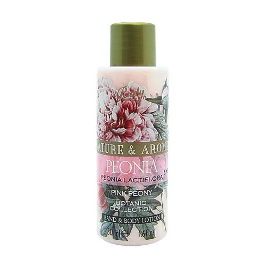 精査洞察力のあるパーフェルビッドRUDY Nature&Arome SERIES ルディ ナチュール&アロマ Mini Body lotion ミニボディローション ピンクピオニー