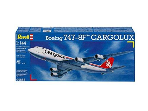 1/144 B747-8F (貨物機仕様) (R04885)