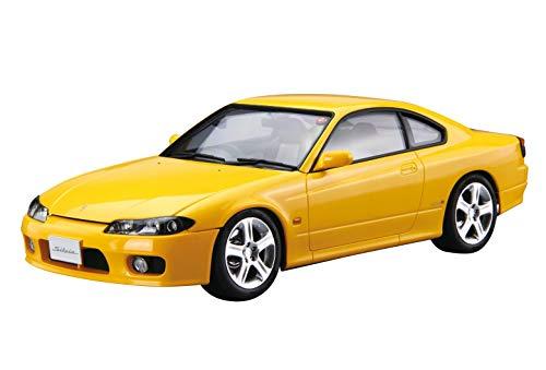 1/24 ザ・モデルカー No.99 ニッサン S15 シルビア Spec.R '99