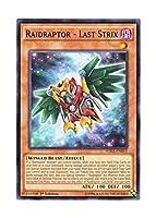 遊戯王 英語版 WIRA-EN015 Raidraptor - Last Strix RR-ラスト・ストリクス (ノーマル) 1st Edition