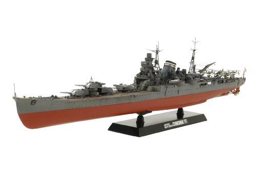 1/350 艦船シリーズ No.27 日本重巡洋艦 筑摩 78027