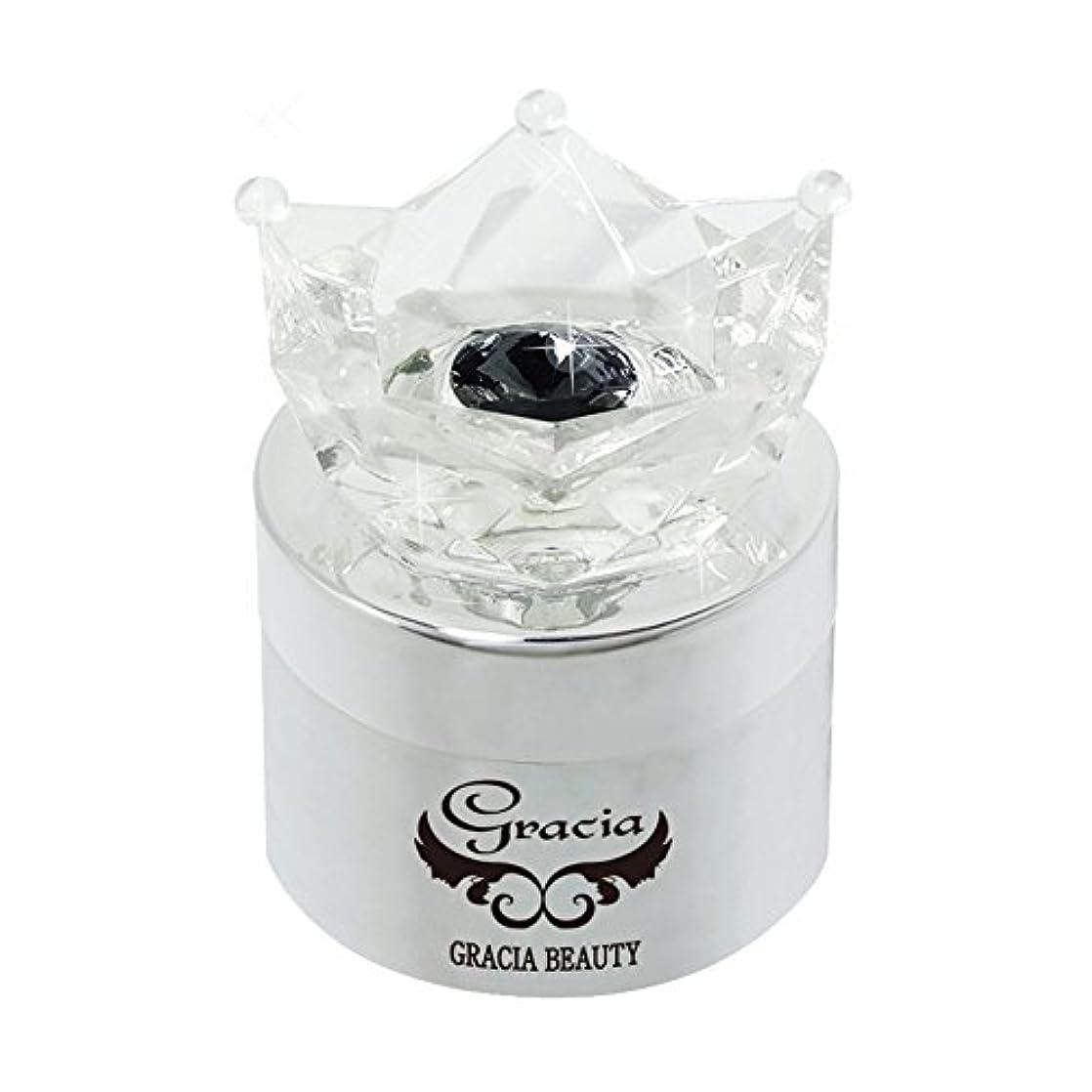 ストレージ表示シルエットグラシア ジェルネイル コフレットジェル GJ-145G 5g ホワイト グリッター UV/LED対応 カラージェル ソークオフジェル
