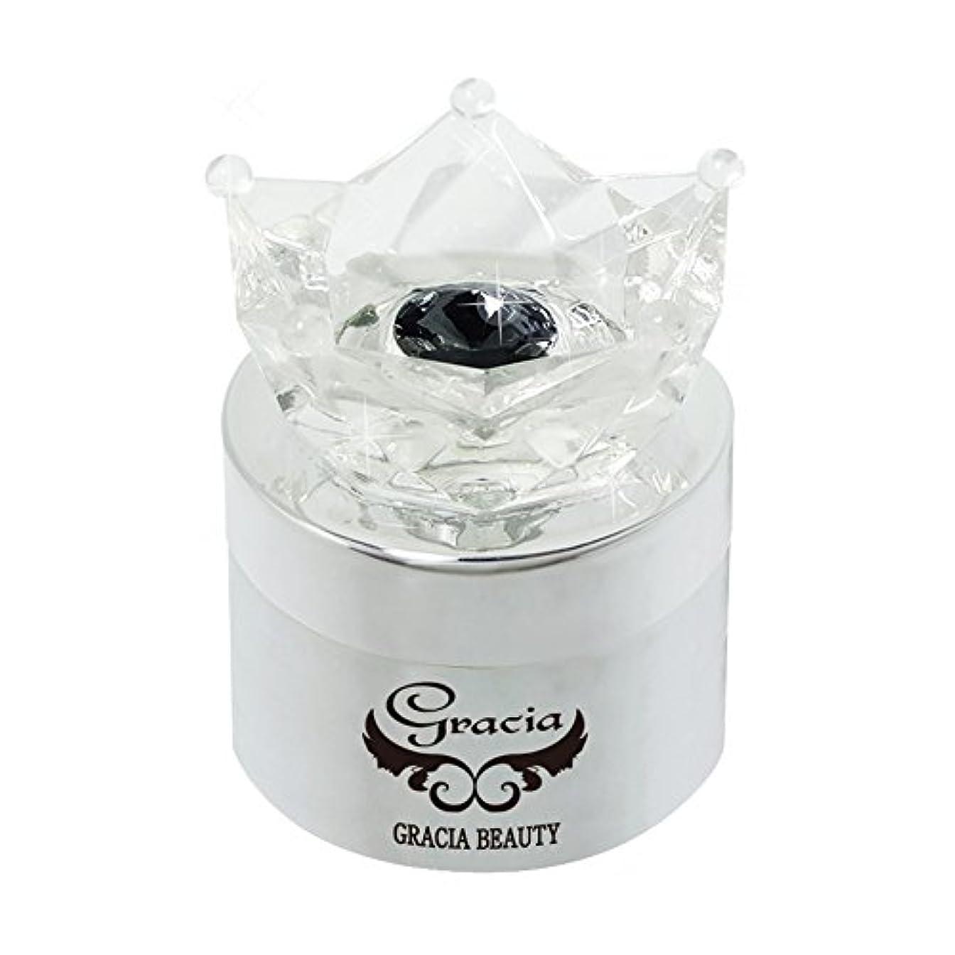 泣く繁雑審判グラシア ジェルネイル コフレットジェル GJ-001M 5g ブラック マット UV/LED対応 カラージェル ソークオフジェル
