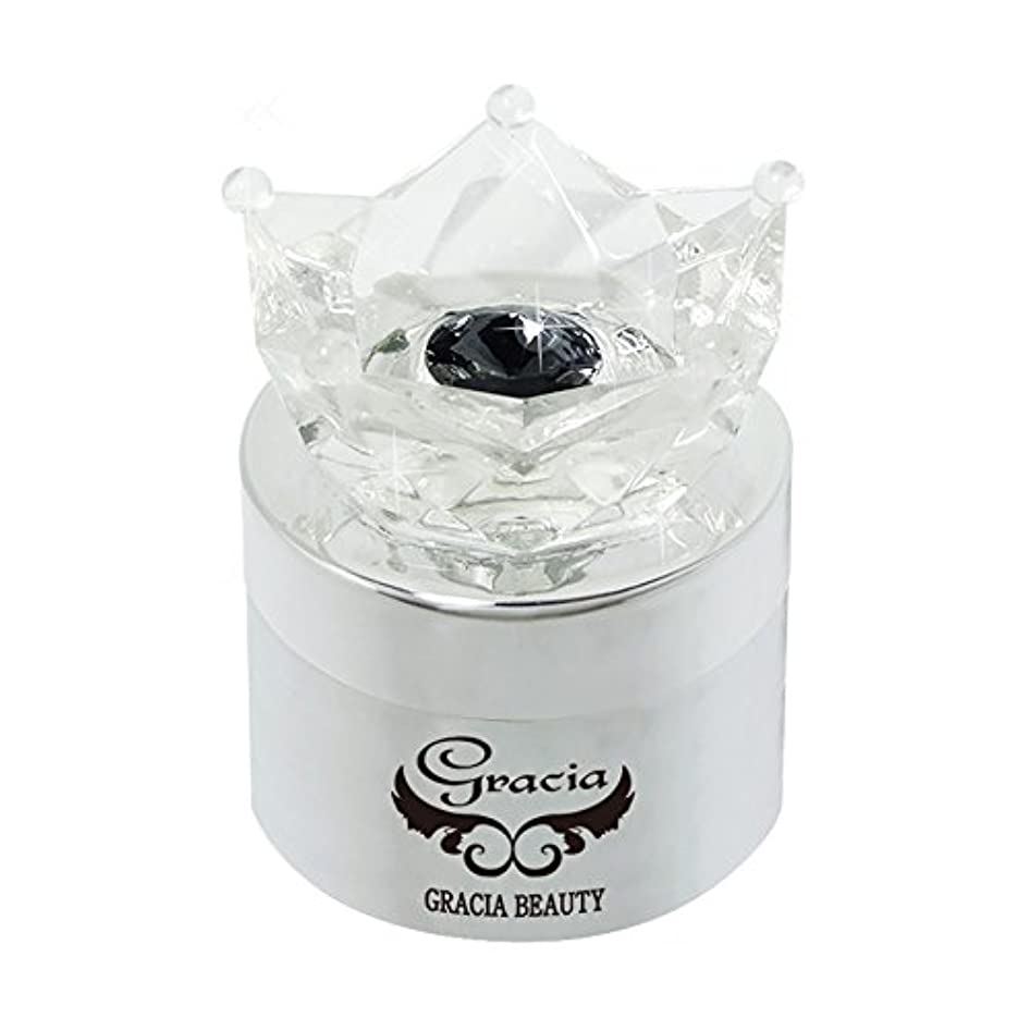 借りる空中アイスクリームグラシア ジェルネイル コフレットジェル GJ-001M 5g ブラック マット UV/LED対応 カラージェル ソークオフジェル
