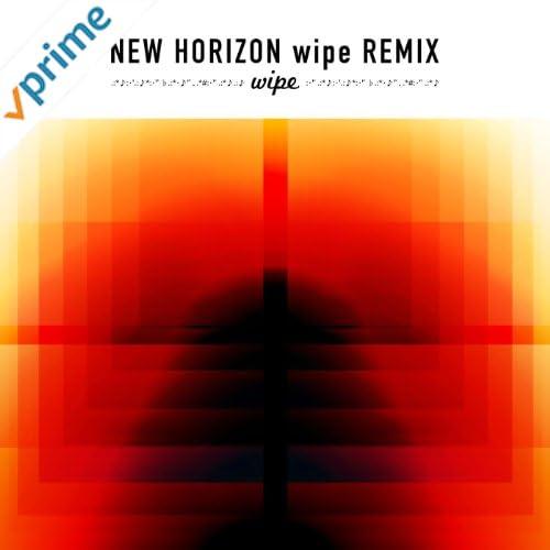 NEW HORIZON wipe REMIX