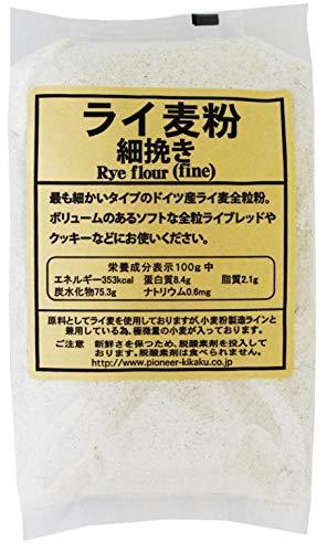 パイオニア企画 ライ麦粉(細挽) 500g×5個