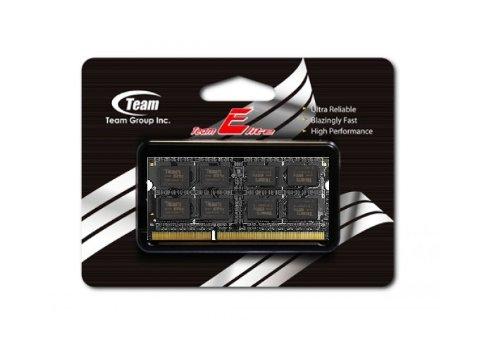 TEAMジャパン PC3-10600 DDR3-1333  対応 DDR3 SDRAM 204Pin用 SO-DIMM 8GB TED316GM1333C9-S01