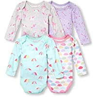 The Children's Place Baby Girls Printed Layette Set