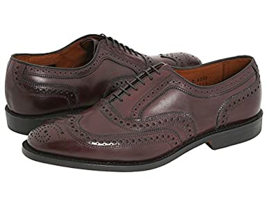 McAllister: 6225 Merlot Burnished Calf