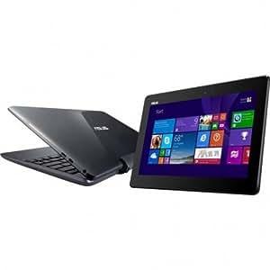 ASUS TeK ASUS TransBook T100TA (32GB eMMC・Windows 8.1 Pro搭載) 法人モデル グレー T100TA-DK002P