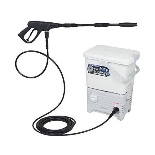 アイリスオーヤマ 高圧洗浄機 温水対応 タンク式 SBT-512N