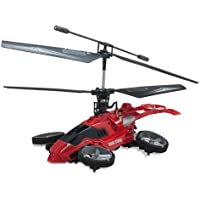 The Morph 3.5 Channel Remote Control Helicoper by Aww Industries [並行輸入品]