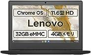Google Chromebook Lenovo ノートパソコン IdeaPad Slim350i (11.6インチHD Celeron 4GBメモリ 32GB SSD )