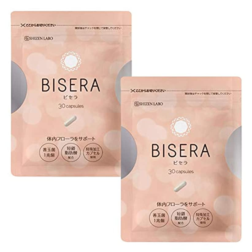 盆メイドバルーンビセラ BISERA ダイエットサプリ (2袋セット)
