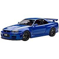 AUTOart 1/18 ニスモ R34 GT-R Z-tune (ベイサイドブルー) 完成品
