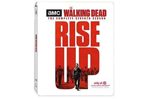 The Walking Dead: Season Seven Steelbook Exclusive Blu-ray & Digital