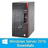 【WinSVR2016Esse】富士通 PRIMERGY TX1310 M3 4GB 1TBx2モデル(Pentium G4560/タワー)
