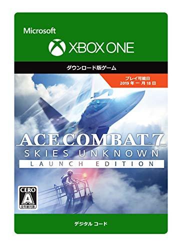 Ace Combat 7 Skies Unknown スタンダードエディション 予約特典付き|XboxOne|オンラインコード版