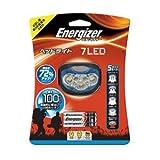 エナジャイザー LEDヘッドライト(ブルー)Energizer ヘッドライト7LED HD7L33AEJ