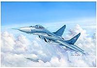トランペッター 1/32 ロシア空軍 MiG-29A ファルクラムA型 プラモデル 03223