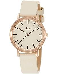 [RIKI]リキ 腕時計 クオーツ ハードレックス 日常生活用防水 AKQK431 レディース