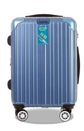(レトゥ) スーツケース TSAロック 軽量 レトゥ SUITCASE(海外直送品) (28 Inch, BLUE)