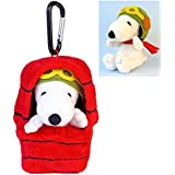 Snoopy Flying Ace Mascot Stuffed Toy Brought Peanuts