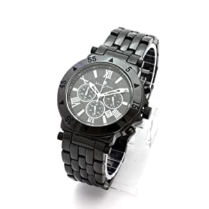 [サルバトーレマーラ]腕時計 セラミック スピードモデル 10周年記念プレミアム限定品 ブラック クロノグラフ メンズ/男性用 SM12108