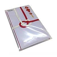 神明堂 サムソン 金封 D−BC350 赤白7本金封5枚パック 東京折