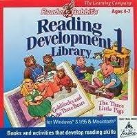 Reader Rabbit Reading Development Library 1 [並行輸入品]