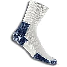 Thorlos Unisex Thick Padded Running Socks, Crew