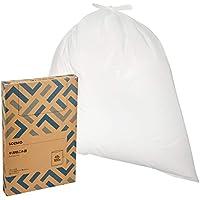 [Amazonブランド]SOLIMO ごみ袋 半透明 45L 100枚