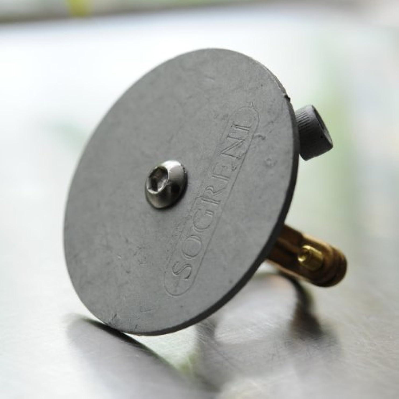 服を洗う写真を撮るプレゼンターSOGRENI サイクルベル Bell - Zinc(亜鉛)