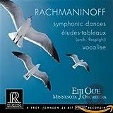 Symphonic Dances / Etudes-Tableaux